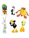 Display de peluches, Looney Tunes