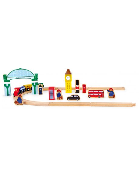 "Set Oso Paddington ""Tren"""
