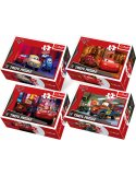 """Cars"" Mini Puzzle 54 pzas. - Display"