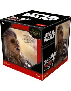 Puzle Star Wars Nano Chewbacca